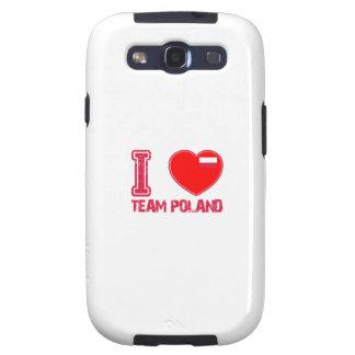 POLISH sport designs Samsung Galaxy SIII Cover
