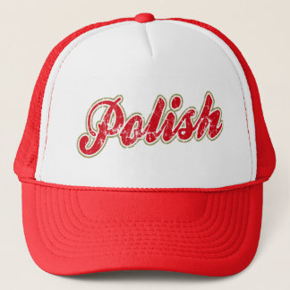 Polish Trucker Hat