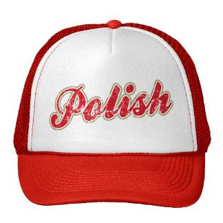 Polish Trucker Hat