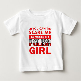 Polish Wife Baby T-Shirt