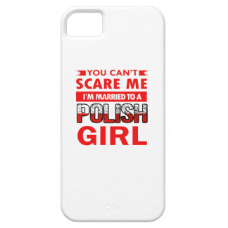 Polish Wife Case For The iPhone 5