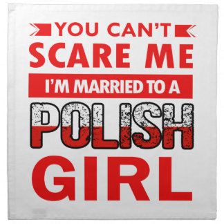 Polish Wife Napkin