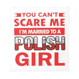 Polish Wife Notepad
