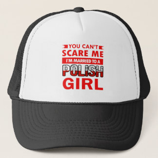 Polish Wife Trucker Hat