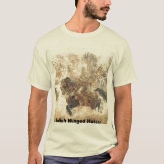 Polish Winged Hussar T-Shirt