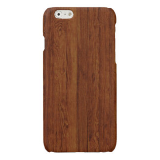 Polished Bamboo Wood Texture Pattern