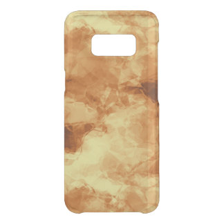 Polished Gold Uncommon Samsung Galaxy S8 Case