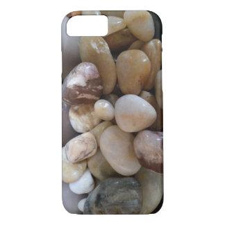 Polished River Rocks Phone Cover