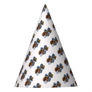 Polished Rocks Party Hat
