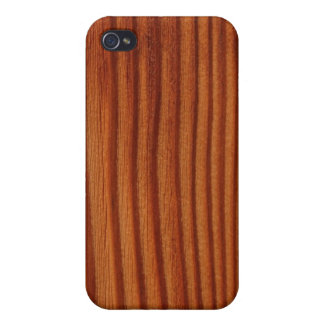 Polished Wood IPhone 4/4S Case