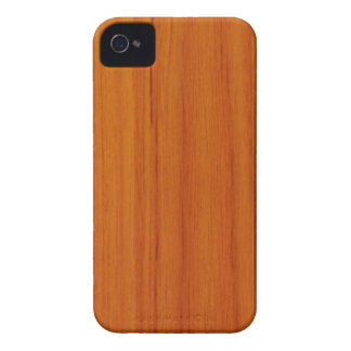 Polished Wood Pattern IPhone 4/4S Case