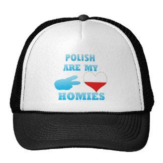 polishs are my Homies Trucker Hat