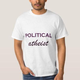 Political Atheist T-Shirt