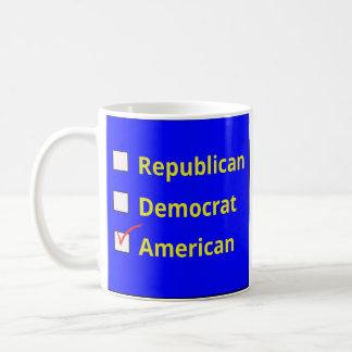 Political humor coffee mugs. coffee mug