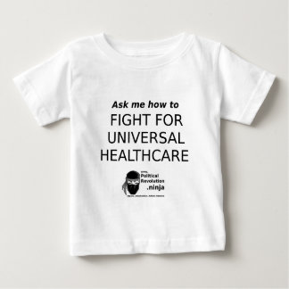Political Revolution Baby T-Shirt