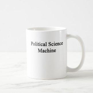 Political Science Machine Coffee Mug