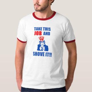 political uncle sam t T-Shirt