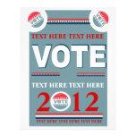 Political Vote Full Colour Flyer