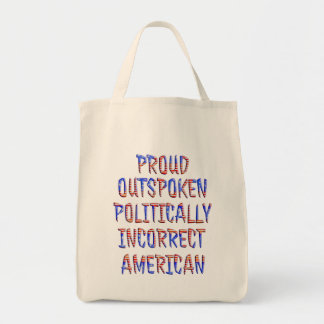 Politically Incorrect Sacks and Totes