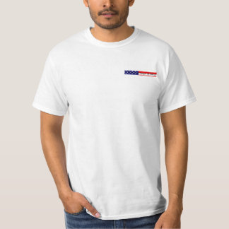 Politics versus Issues 2 Tee Shirts