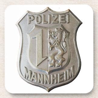Polizei Mannheim Coaster