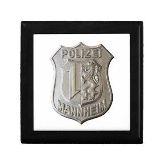 Polizei Mannheim Gift Box