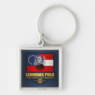 Polk (Southern Patriot) Keychain