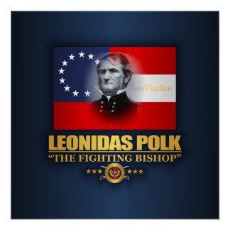 Polk (Southern Patriot) Poster