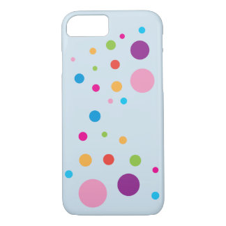 Polka-dot Apple iPhone 7 Case