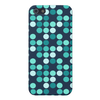Polka Dot Blues Case For iPhone 5/5S