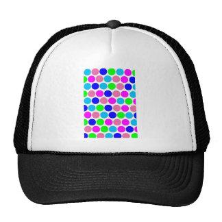 Polka dot, Colors set 4 Trucker Hat