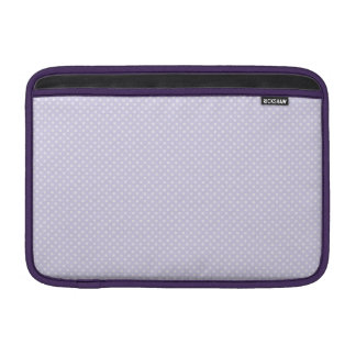 Polka Dot Custom Thin Slim Computer Sleeve Pouch
