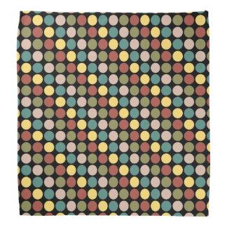 Polka Dot Design Bandana