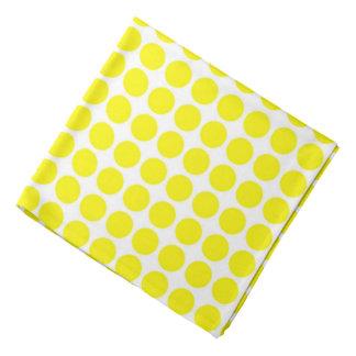 Polka Dot Dots Circle Polkadots Pattern Print Kerchiefs