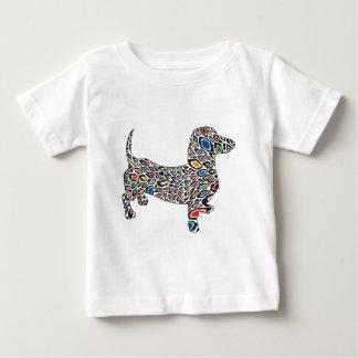 Polka Dot Doxie Tshirts