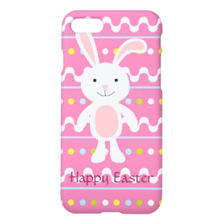 Polka Dot Easter Bunny iPhone 8/7 Case