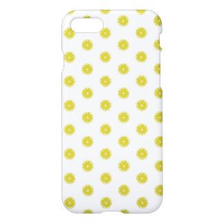 Polka Dot Fresh Lemon Case