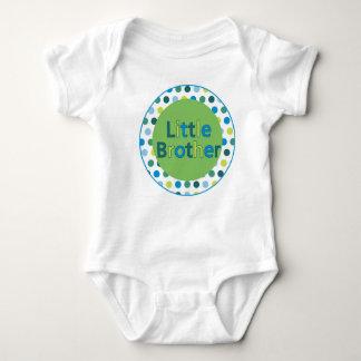 Polka Dot Little Brother Shirt or Bodysuit