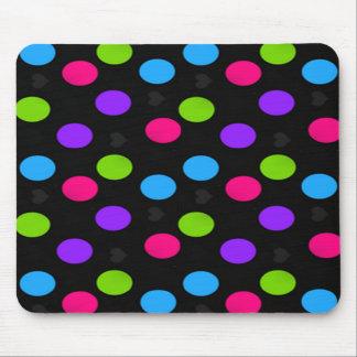 Polka Dot mousepad