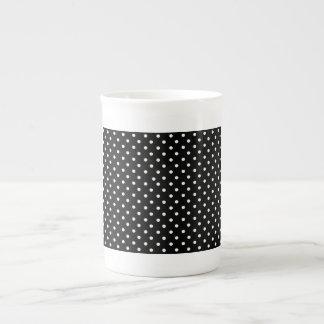 Polka Dot Mug Bone China Mug
