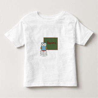 Polka Dot Owl with Chalkboard T Shirts
