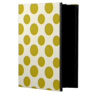 Polka dot pattern iPad Air 2 case