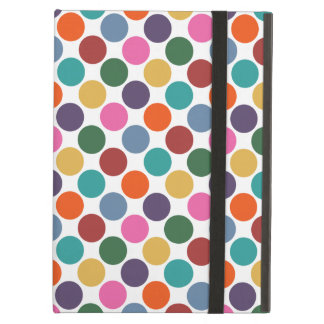 Polka Dot Pattern iPad Case