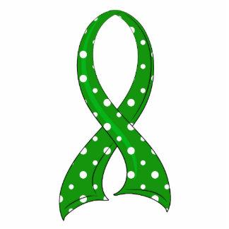 Polka Dot Ribbon Gastroparesis Photo Cut Out