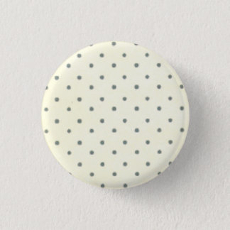 Polka Dots 1 Inch Round Button