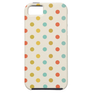 Polka-dots #2 case for the iPhone 5