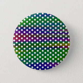 polka-dots 2 inch round button
