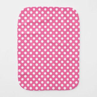 Polka Dots/Burp Cloth Baby Burp Cloth
