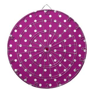polka-dots dartboard