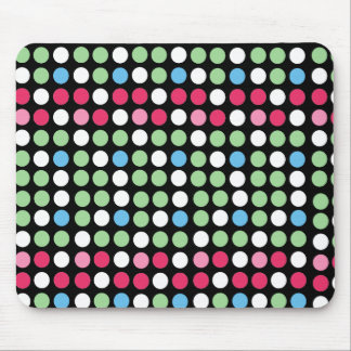 Polka Dots Design #6 Mousepad